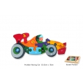 Wooden Jigsaw - Racing Car