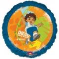Go Diego Go Foil
