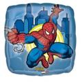 Spiderman Action Scene