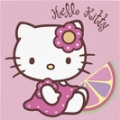 Hello Kitty Bamboo - Lunch Napkins