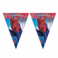 Spiderman Flag Banner