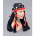 Pirate party wig