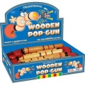 Loose Wooden Pop Gun