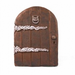 Rustic Fairy Door XL