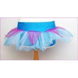 4 Layer Tutus with Skirts - large