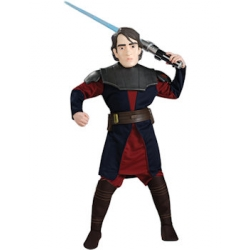 Child Clone Wars Deluxe Anakin Skywalker Costume