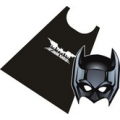 Batman Mask and cape set