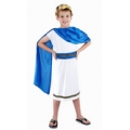 Child Ceasar Boy Costume-Small