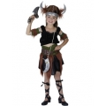 Child Classic Viking Girl Costume
