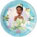 DISCONTINUED Paper Plates - Disney The Princess & The Frog