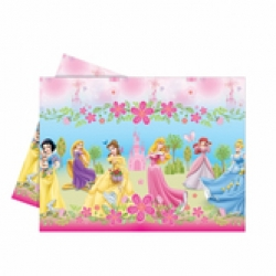 Disney Princess Summer Palace Plastic Tablecover