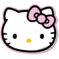 Hello Kitty Face Plate