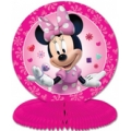 Minnie Mouse Honeycomb Centrepiece