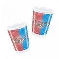 Spiderman Plastic cups Pk 10