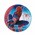 Spiderman 23cm Paper Plates - 10 Pack