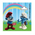 The Smurfs Lunch Napkins