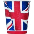 Great Britian Paper Cups