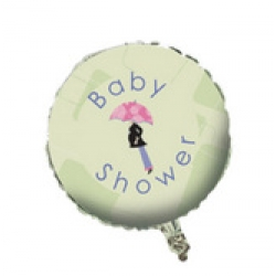 Mod Moms Baby Shower - Foil Balloon