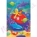 Deep Sea Fun - Tablecover - Paper
