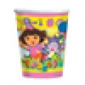 DISCONTINUED Dora the Expolorer - Cups