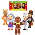 Gingerbread Man Set (5)