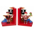 Pirate Book ends (wooden)