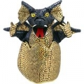 Puppet Company - Baby Dragons in Eggs - Black Dragon Puppet