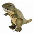 Larger Finger puppet: T rex