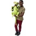 Dragon - Green - Enchanted Puppets