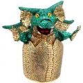 The Puppet Company - Baby Dragons in Eggs - Green Dragon Puppet