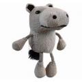 Finger Puppets: Hippo