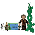 The Puppet Company - Traditional Story Sets - Jack & the Beanstalk Finger Puppet Set