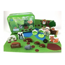 Springwatch Wildlife Garden in a Tin
