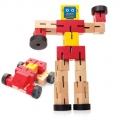 Wooden Transformbot