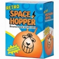 Retro Orange space hopper