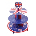 Great Britain Cake Stand