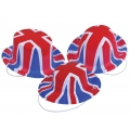 Union Jack Mini Hats