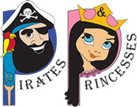 Pirates & Princesses Party Ideas